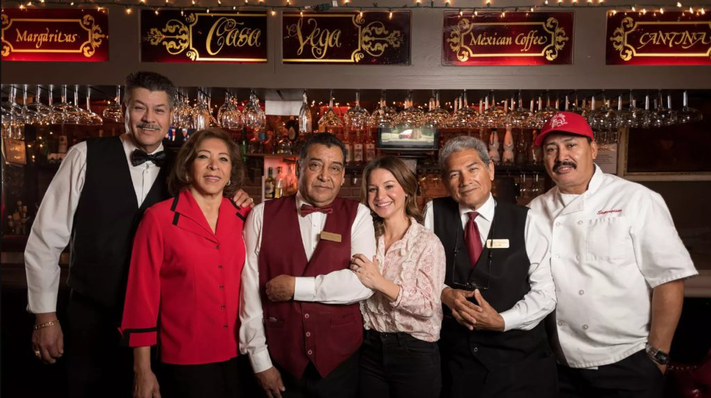 62-Year-Old Classic Casa Vega Keeps Its Employees Happy